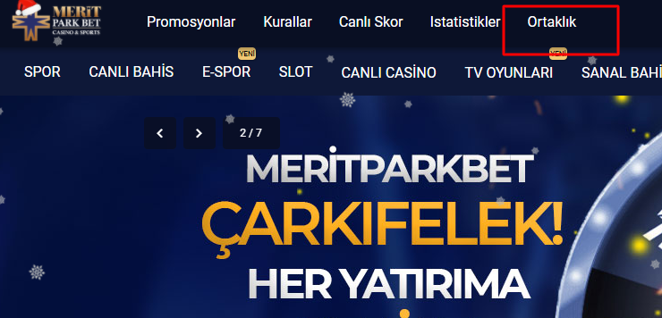 meritparkbet affiliate